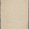 """""""Of St Matthew's Gospel"""" from Michaëlis, Introduction to the New Testament. Holograph, unsigned, undated fragment."""