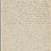 [Mann], Mary T[yler] Peabody, ALS to. Aug. 8, [1826].