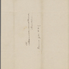 [Mann], Mary T[yler] Peabody, ALS to. Aug. 24, [1826].