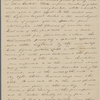[Mann], Mary T[yler] Peabody, ALS to. Oct. 15, [1826].