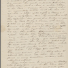 [Mann], Mary T[yler] Peabody, ALS to. [Sep.] 26, [1827].