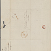 [Mann], Mary T[yler] Peabody, ALS to. [Feb. 12, 1828?].