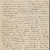 [Mann], Mary T[yler] Peabody, ALS to. Aug. 12, [1829]. Including ALS from Wellington Peabody.
