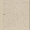 [Mann], Mary T[yler] Peabody, ALS to. [1829?].