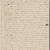 [Mann], Mary T[yler] Peabody, ALS to. [1829/1830].