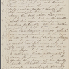 [unknown], Marie, AL to. Jan. 27, 1838. [Previously to Mary Tyler Peabody Mann and Jan. 27, 1830.]