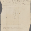 [Mann], Mary T[yler] Peabody, ALS to. [1830?]