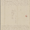 [Mann], Mary T[yler] Peabody, ALS to. Aug. 5, 1832.