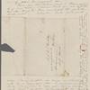 [Mann], Mary T[yler] Peabody, ALS to. Jan. 17, 1833.