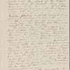 [Mann], Mary T[yler] Peabody, ALS to. Mar. 30-31, [1833].