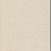 [Mann], Mary [Tyler Peabody], ALS to. [spring? 1833].