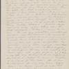 [Mann], Mary [Tyler Peabody], ALS to. Jun. [10]-11, [1833].