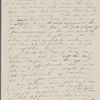 [Mann], Mary T[yler] Peabody, ALS to. Jun. 20, 1833. Includes AL from EPP to Mary and Elizabeth.