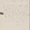 [Mann], Mary T[yler] Peabody, ALS to. Jul. 4, 1833.