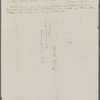 [Mann], Mary T[yler] Peabody, ALS to. [Aug. 1833].