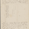[Mann], Mary T[yler] Peabody, ALS to. Oct. 13, [1833]. Includes ALS from EPP, mother.
