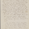 [Mann], Mary T[yler] Peabody, ALS to. Oct. 17, [1833].