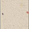 [Mann], Mary T[yler] Peabody, ALS to. Jun. 7, 1835.