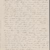 Mann, [Mary Tyler Peabody], ALS to. Jan. 30, [1844].