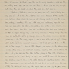 Septimius. Holograph first draft. [1861-62]