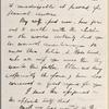 Ticknor, [William D.], ALS to. Jul. 22, 1853.