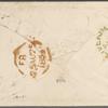 Ticknor, [William D.], ALS to. Aug. 24, 1853.