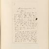Ticknor, [William D.], ALS to. Aug. 25, 1853.
