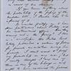 Ticknor, [William D.], ALS to. Dec. 15, 1854.