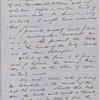 Ticknor, [William D.], ALS to. Jan. 3, 1856.