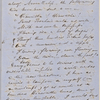 Ticknor, [William D.], ALS to. Jan. 17, 1856.