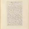Ticknor, [William D.], ALS to. Jan. 7, 1858.