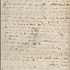 Ticknor, [William D.], ALS to. May 23, 1859.