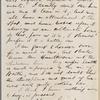 Ticknor, [William D.], ALS to. Apr. 6, 1860.