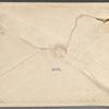 Ticknor, [William D.], ALS to. Oct. 29, 1860.