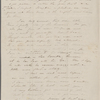 Mann, Mary [Tyler Peabody], ALS to. Apr. 6, [1845].