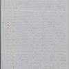Mann, Mary [Tyler Peabody], ALS to. Nov. 12, 1847.