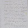 Mann, Mary [Tyler Peabody], ALS to. Jun. 12, [1848].
