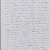Mann, Mary [Tyler Peabody], ALS to. Jul. 16, 1848.