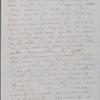 Mann, Mary [Tyler Peabody], ALS to. Oct. 15-16, 1848.
