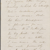 Mann, Mary [Tyler Peabody], ALS to. Sep. 1, [1849]. Enclosing ALS, Aug. 30, 1849.
