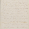 Mann, Mary [Tyler Peabody], ALS to. Sep. 12, 1849.