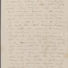 Mann, Mary [Tyler Peabody], ALS to. Nov. 4, 1849.