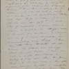 Mann, Mary [Tyler Peabody], ALS to. Sep. 9, 1850.