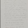 Mann, Mary [Tyler Peabody], ALS to. Feb. [19?]-20, 1851.