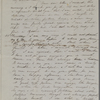 Mann, Mary [Tyler Peabody], ALS to. Aug. 26-30, 1851.