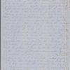 [Mann], Mary [Tyler Peabody], ALS to. Jul. 3, 1854.