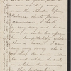 [Mann], Mary [Tyler Peabody], ALS to. May 9-10, 1855.