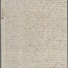 [Mann], Mary [Tyler Peabody], ALS to. Apr. 13-22, [1856].