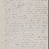 [Mann], Mary [Tyler Peabody], ALS to. May 16, June 7,10, [1858].