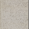 [Mann], [Mary Tyler Peabody], ALS (incomplete) to. [1858].